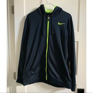 Nike Therma-Fit Fleece Lined Full Zip Hoodie